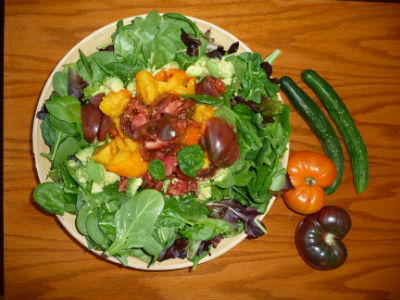 Quick and Easy Salad